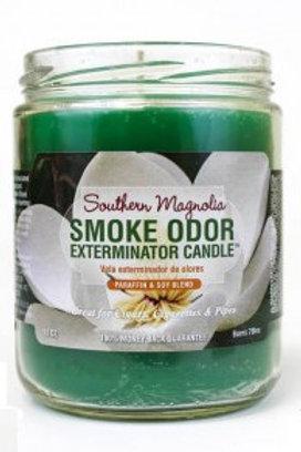 Smoke Odor Jar Southern Magnolia 13Oz