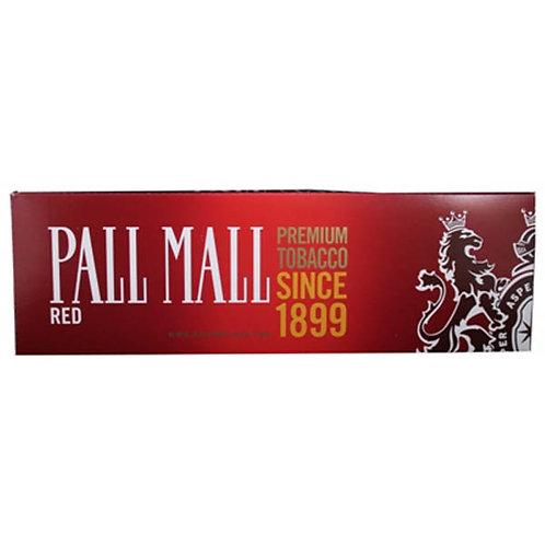 Pall Mall Red Box FSC