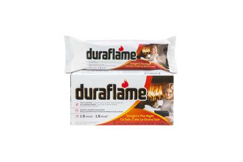 401457 -  DURA FLAME FIRE LOG 6 _ 2_5 LB