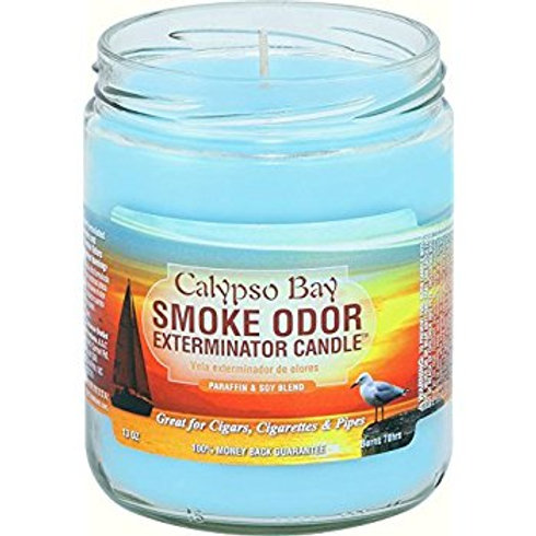 Smoke Odor Calypso Bay