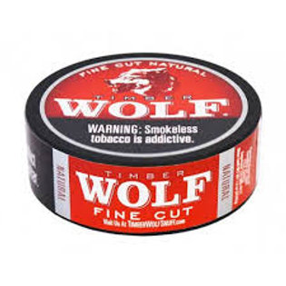 Timber Wolf Fc Natural 1.2 Oz 5 Ct