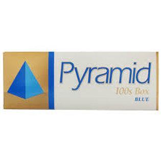 Pyramid Blue 100 Box FSC