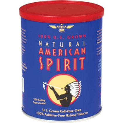 American Spirit Tobacco Can 100% U.S. Grown 5.29Oz