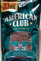 American Club Pipe Tob Green 16 Oz