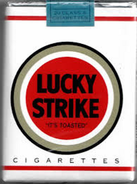 Lucky Strike Non Filter FSC