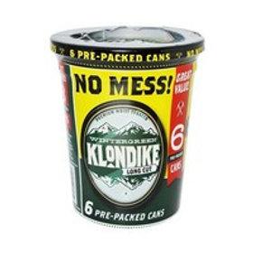 Klondike Lc Wintergreen 6 Can Tub