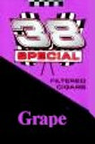 38 Special Filter Cigar Grape 10 Ct