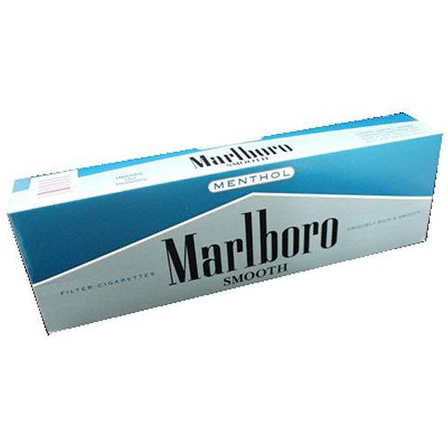 Marlboro Smooth Menthol Box FSC