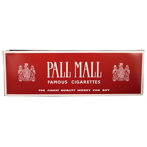 Pall Mall Non Filter F P FSC