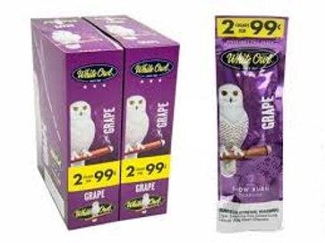 White Owl Cigar Grape 2/.99 30 Ct