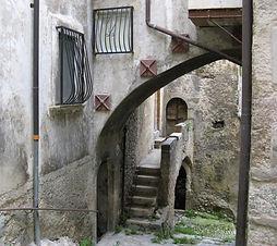 Casa da ristrutturare a Pettorano sul Gizio, Abruzzo house to be renovated