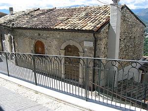 Casa in pietra da ristrutturare a Roccacasale, Abruzzo house to renovate