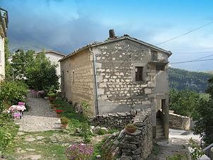 Caramanico casa da ristrutturare, Abruzzo house to renovate