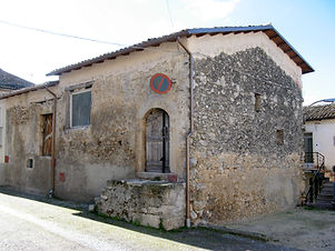 Civitaretenga casa da finire, Abruzzo house to renovate
