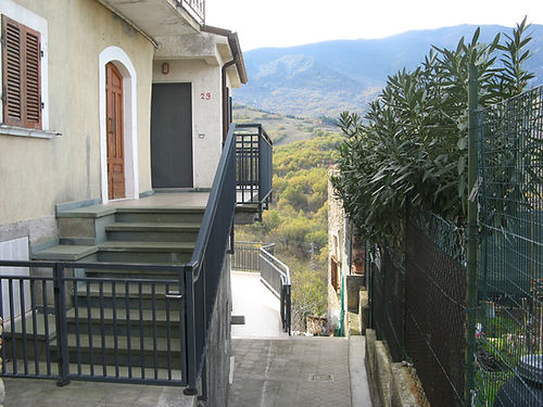 Musellaro, house around abruzzo, house around italy