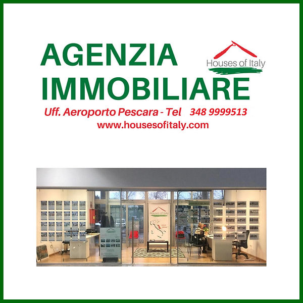 Real Estate Agency - Pescara Airport