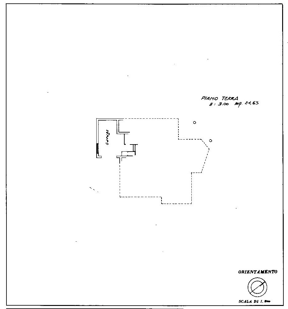 38 Planimetria Catastale Garage (2)