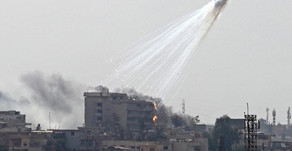 [Archive] US coalition forces using white phosphorus in Mosul | June 4th 2017