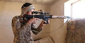 Jabhat al-Nusra snipers | 2017 | Syria
