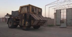 Islamic State jihadists VBIED attacks | March 2017 | Mosul,Iraq
