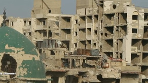 Syrian ghost towns   Jobar, Damascus   Summer of 2016