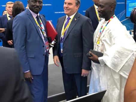 """Саммит """"Россия-Африка"""""""