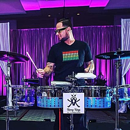 Drummer show