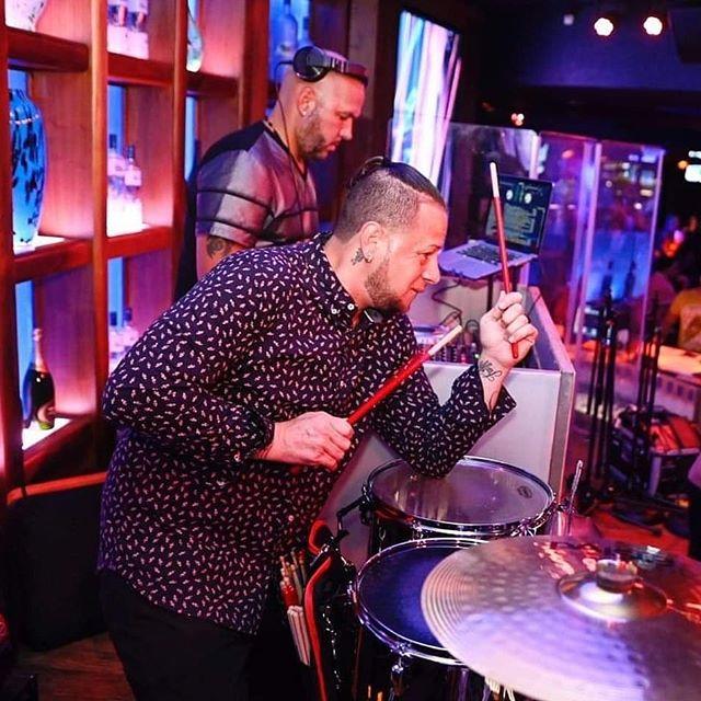 DJ & Drummer Show ._._._._._._._._