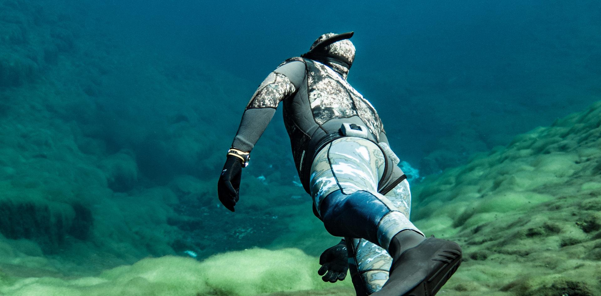 Freediving Sinkhole