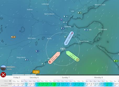 Forecast 6.7.19 / 10.7.19