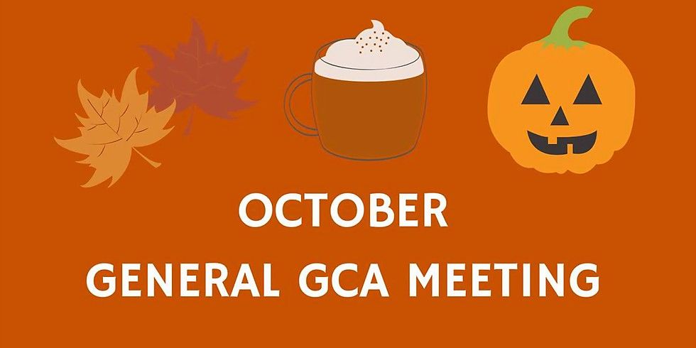 October General Meeting