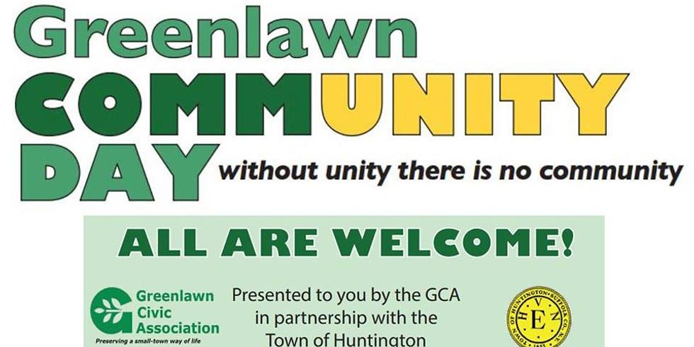 3rd Annual Greenlawn Community Day