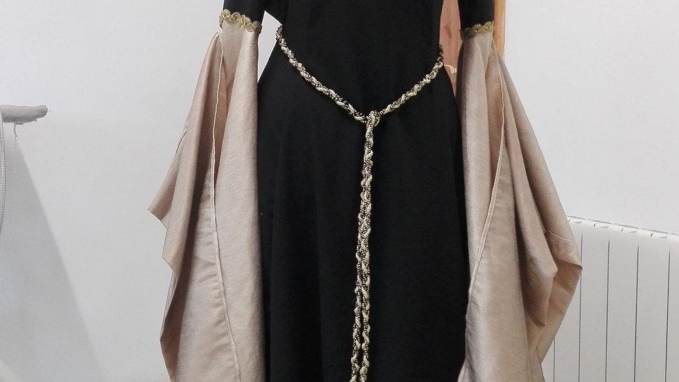 Robe Morwen médiévale fantastique