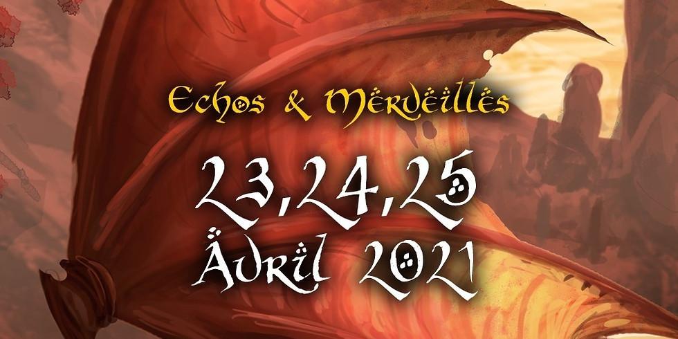 FESTIVAL ECHOS & MERVEILLES