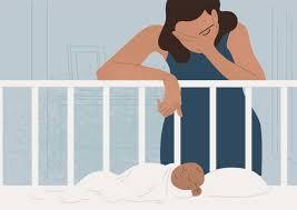 Self-isolation and postnatal depression