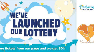 Eastbourne Lottery and Covid-19
