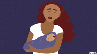 Post Natal Depression; who gets it and why?