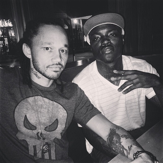 Instagram - I got much love for my nigga Snoop aka King Black aka His-Story! Dis