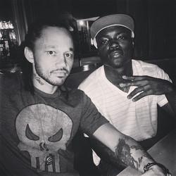 Instagram - I got much love for my nigga Snoop aka King Black aka His-Story! Dis