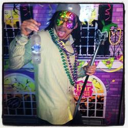 Instagram - Masquerade Party ! Happy Birthday Koko!
