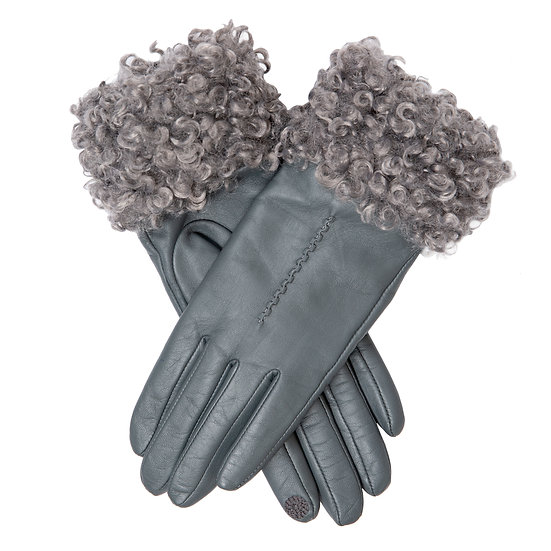 Dents 'Fransesca' ladies leather glove with cuff