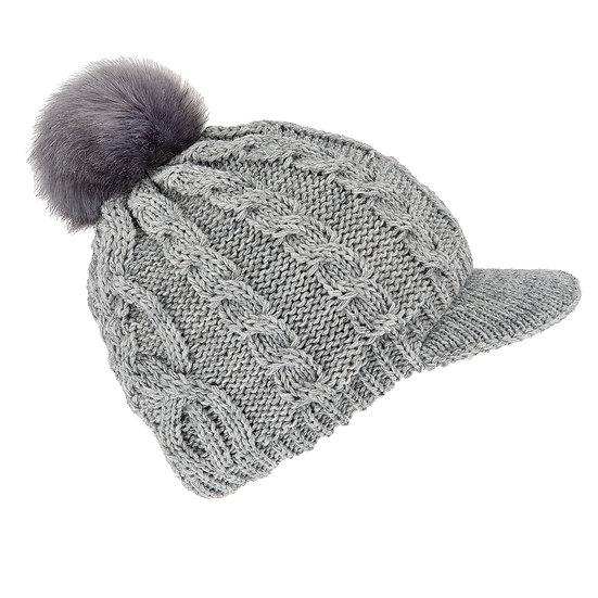 Dents on trend knitted cap