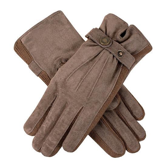 Dents ' Laura' ladies suede walking glove