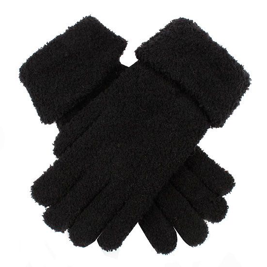 Dents Chenille lined glove
