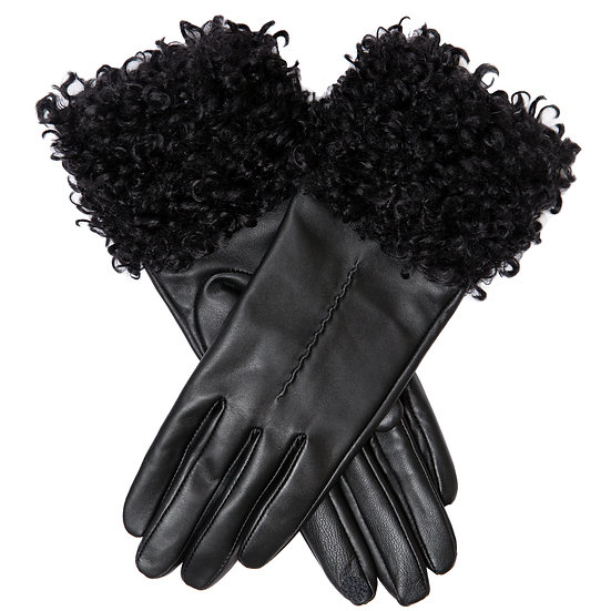 Dents 'Fransesca' ladies leather glove / cuff