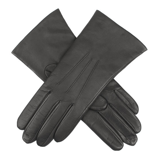 Dents Isabelle ladies leather cashmere lined glove