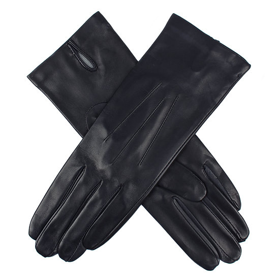 Dents 'Felicity ladies leather silk lined glove