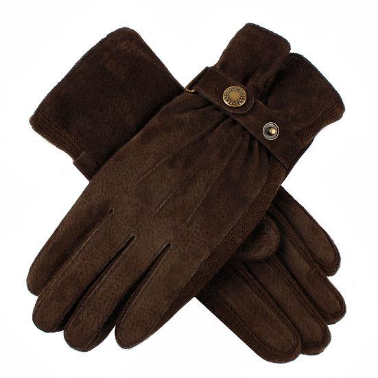 Denta 'Laura' ladies suede walking glove
