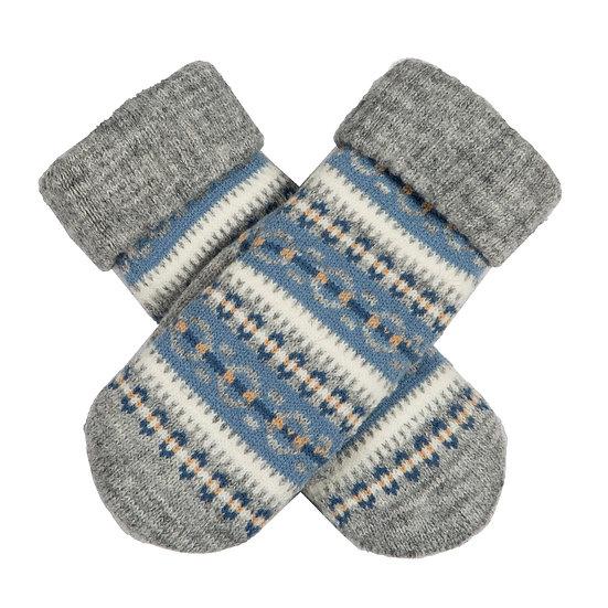Dents knitted Apre's ski mitten