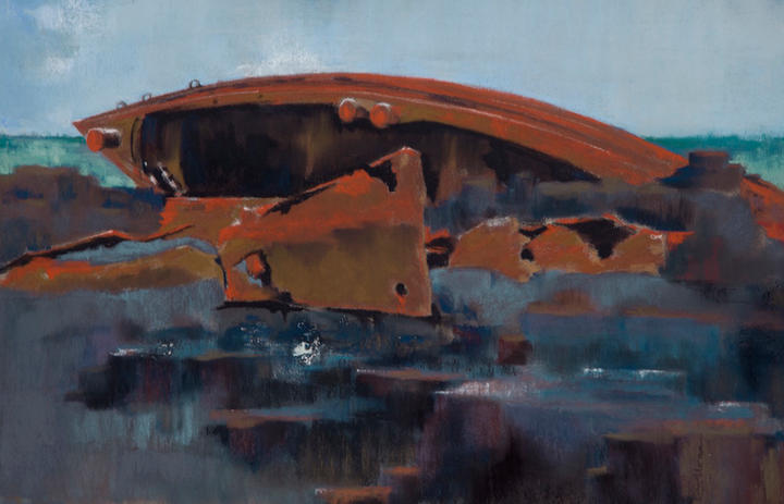 Wreck of the Sheridan
